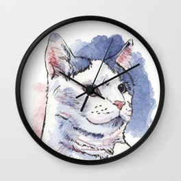 Rose Daphne Wall Clock