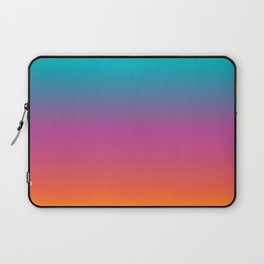 Technicolor Ombre Laptop Sleeve