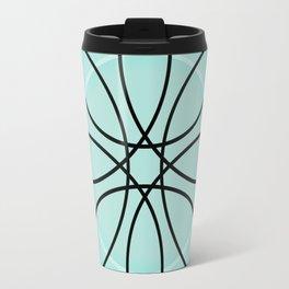 Sacred Geometry 2 Travel Mug
