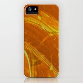 Honey Up Close 1! iPhone Case