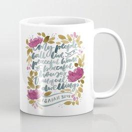 Isaiah :18 Coffee Mug