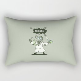 Science Guy Rectangular Pillow