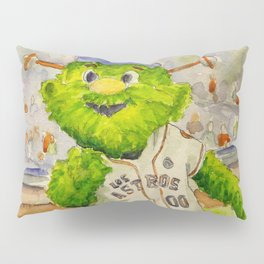 Orbit - Astros mascot Pillow Sham