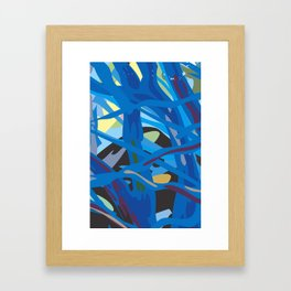 Inside Thoughts Framed Art Print