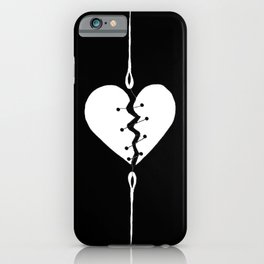 Mending a Broken Heart 2 iPhone Case