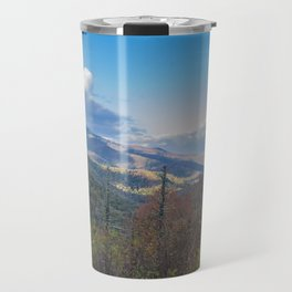 Blue Ridge Peaks Travel Mug