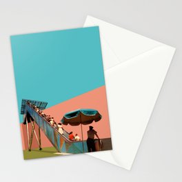 All aboard! Stationery Cards