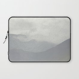 Rannoch Moor - mists and mountains Laptop Sleeve