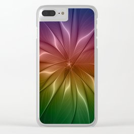 The Life of Colors Clear iPhone Case