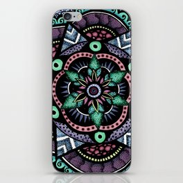 Mandala Dong iPhone Skin