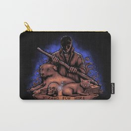 Wizard For Hire Carry-All Pouch