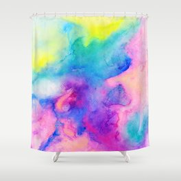 Love and Some Verses Shower Curtain