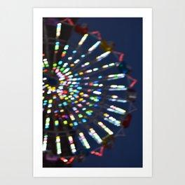 Fairsweel Art Print