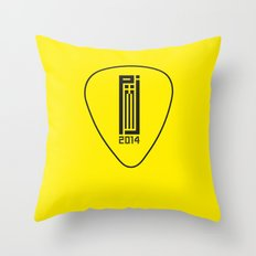 PJ 2014 GR // pick Throw Pillow