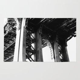 Manhattan Bridge 2 Rug
