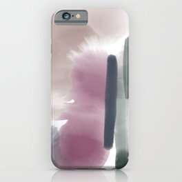 Introversion V iPhone Case