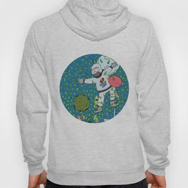 The Man Who Went to Space and Never Got Back! Hoody