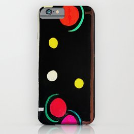 Maxwell iPhone Case