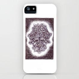 Imaginary Botany iPhone Case