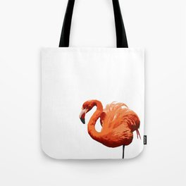 Mean Flamingo Tote Bag