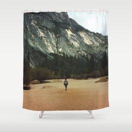 Hopeless Wanderer Shower Curtain