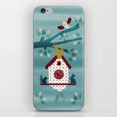 Cuckoo Tree  iPhone Skin
