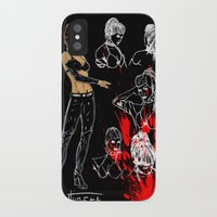 avenger iPhone & iPod Cases featuring Avenger Mother by Alessandro Turetta