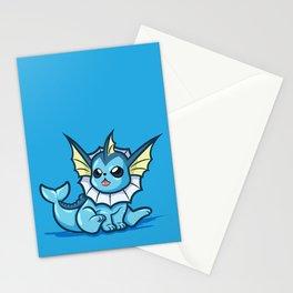 Level 5 Vaporeon Stationery Cards