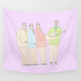 The Mills Bros Wall Tapestry