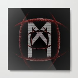 Manna Metal Print