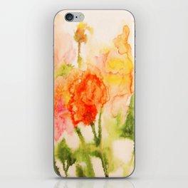 Flower2 iPhone Skin
