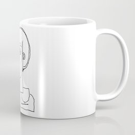 At midnight you are thinking what you and others are Coffee Mug