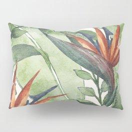 Tropical Flora I Pillow Sham