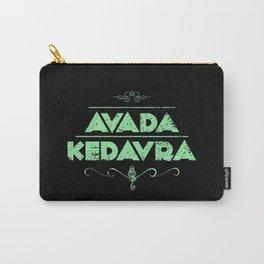 Avada Kedavra Carry-All Pouch