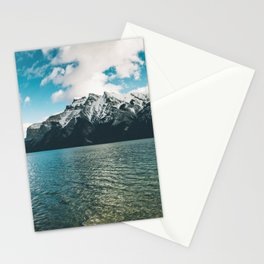 Lake Minnewanka II Stationery Cards