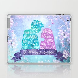 Life and Love According to Covinsky. To All the Boys I've Loved Before Laptop & iPad Skin