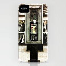 Phone Home  iPhone (4, 4s) Slim Case