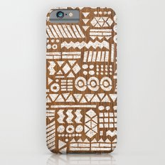 Northwoods Pattern. Slim Case iPhone 6s