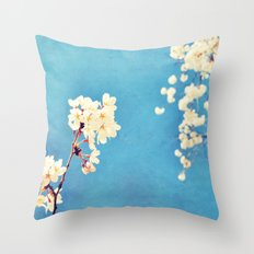 Pretty in the Sky Throw Pillow