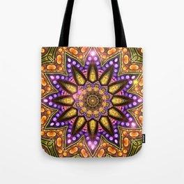 Bohemian Sun Tote Bag