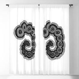 Larvae Blackout Curtain