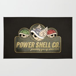 Power Shell Co. Rug