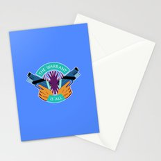 Killjoys The Warrant Is All Stationery Cards