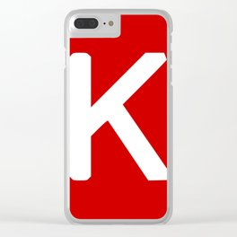 Keras: The Python Deep Learning library Clear iPhone Case