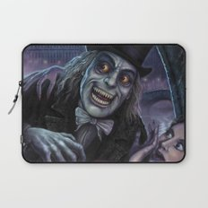 Vampire of London Laptop Sleeve
