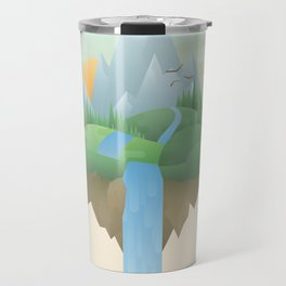 Our Island in the Sky Travel Mug