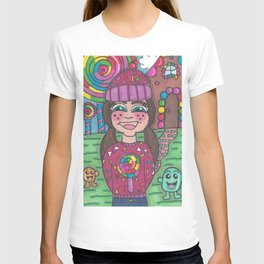 Return to Candy Land T-shirt