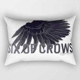 Six Of Crows Rectangular Pillow