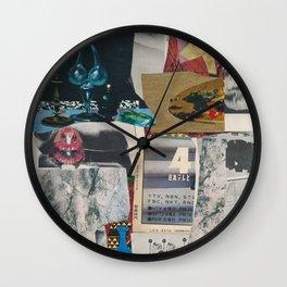 Partisanpaper 8 Wall Clock