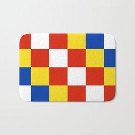 Antwerp flag belgium country region Bath Mat